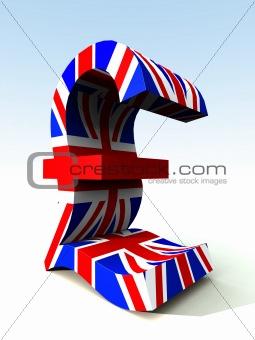 British Pound 3