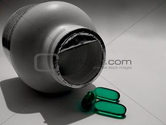 Green Pills 1
