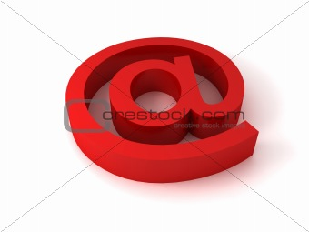 3d-mail (red)