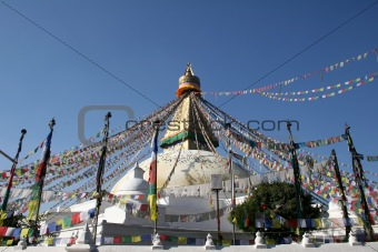 Bodhnath Stupa - Nepal