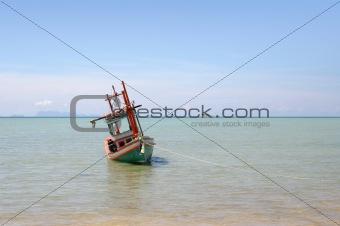 Fishing Boat - Thailand