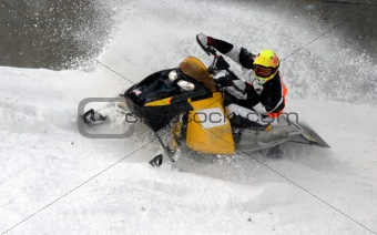 snowcross action
