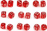9 Sets of Dice