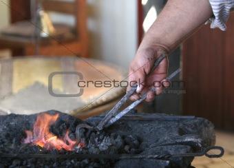 Old fashioned Ironwork