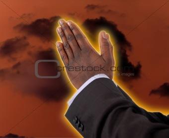 Prayer Of Fire
