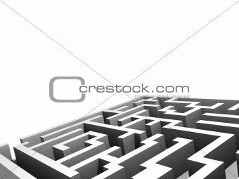 Maze - design component
