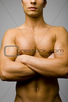 Man's beauty - thorax