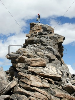 Alpine Climber - Montana