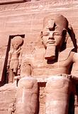 Ramses the second's temple