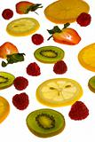 Fruit Series - Healthy lifestyle, diet, and nutrition.