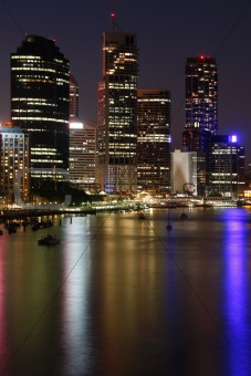 Brisbane nights