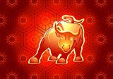 Chinese New Year of The Bull