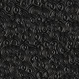 black plastic pattern