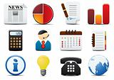 Finance Vector Icons Set Two