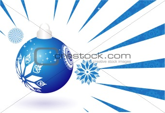 abstract background of christmas ornamented, design7