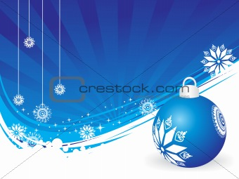 abstract background of christmas ornamented, design16