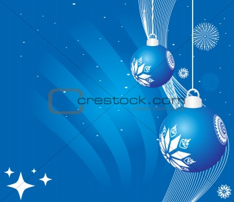 abstract background of christmas ornamented, design19