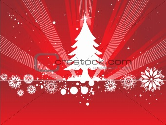 abstract background of christmas ornamented, design26