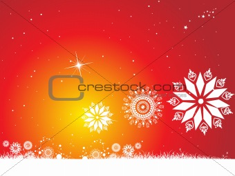 abstract background of christmas ornamented, design29