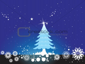 abstract background of christmas ornamented, design31