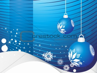 abstract background of christmas ornamented, design38