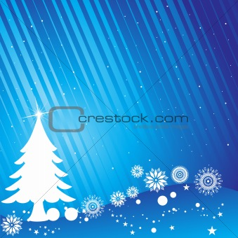 abstract background of christmas ornamented, design39