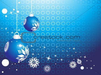 abstract background of christmas ornamented, design41