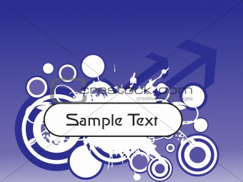 abstract background with place for text, design1