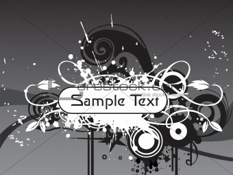 abstract background with place for text, design10