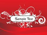 abstract background with place for text, design5