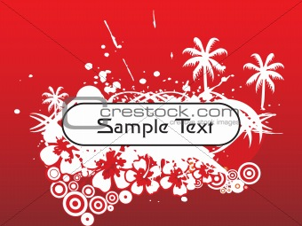 abstract background with place for text, design8
