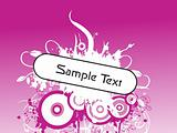 abstract background with place for text, design12