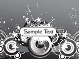 abstract background with place for text, design13