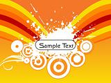 abstract background with place for text, design15