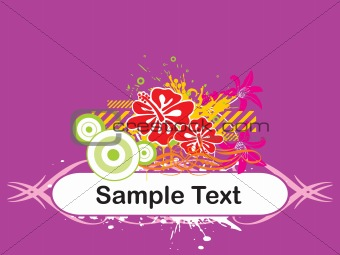 abstract background with place for text, design18