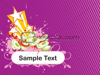 abstract background with place for text, design19
