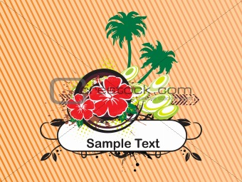 abstract background with place for text, design21