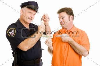 Police Officer Refuses Bribe