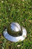 helmet of teutonic infantry