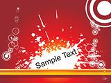 abstract background with place for text, design42