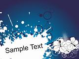 abstract background with place for text, design44