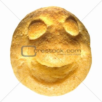 Bread smiley