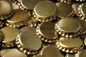 brass caps
