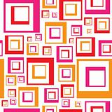 Vector Squares Pattern