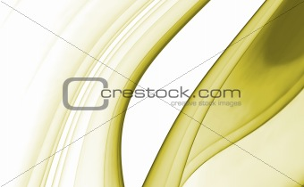 Green abstract design