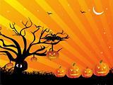 abstract halloween series5 design13