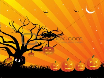 abstract halloween series5 design13
