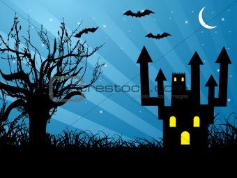 abstract halloween series5 design16