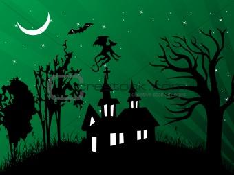 abstract halloween series5 design20