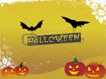 abstract halloween series5 design3